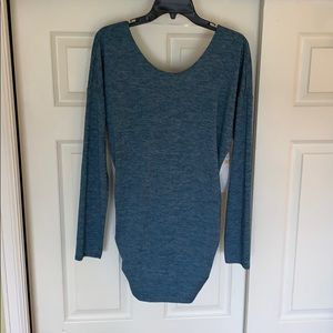 NWT Lucy Manifest LS Tunic
